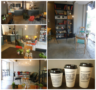 Citizen Coffee : le Coffee Shop de Rouen