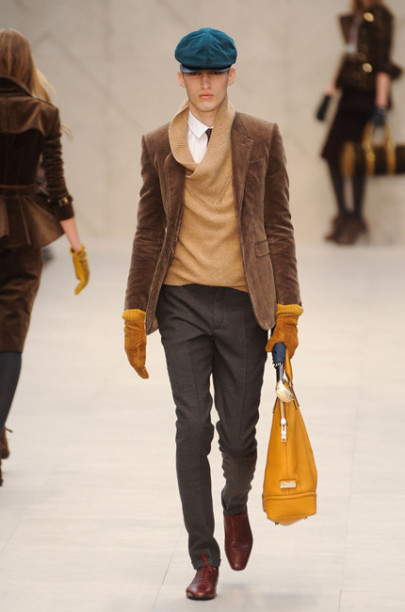 Burberry Prorsum Men, AH 2011-2012