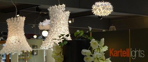 luminaires bloom kartell le buzz de rouen. Black Bedroom Furniture Sets. Home Design Ideas