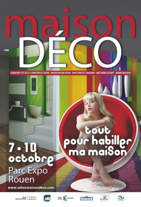 salon maison deco rouen - Le Buzz de Rouen