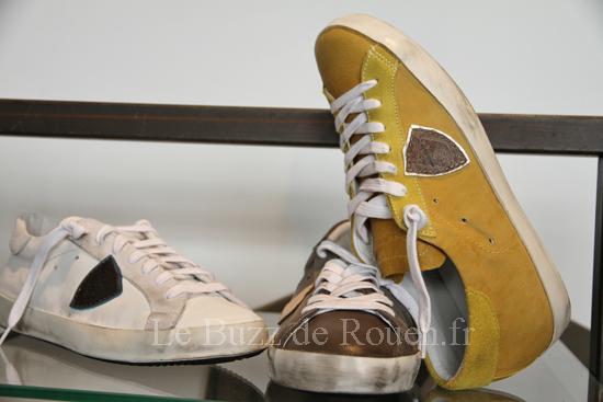 basket homme philippe model rouen - Le Buzz de Rouen 5ff0e971e7dd