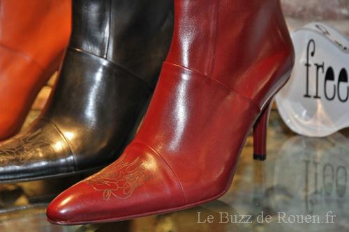 chaussures free lance rouen - Le Buzz de Rouen 418a5767e983
