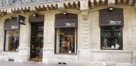 Boutique MCS homme - Rue des Hommes