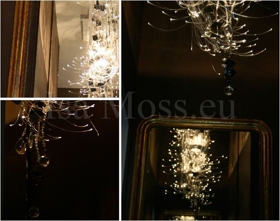 luminaire fibre optique broderies isa moss rouen le buzz de rouen. Black Bedroom Furniture Sets. Home Design Ideas