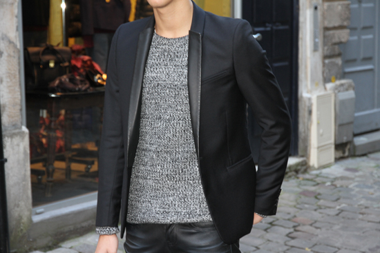 veste homme the kooples le buzz de rouen