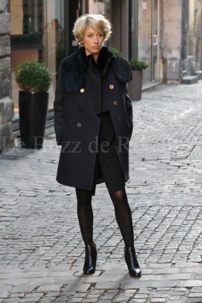 Le Manteau Carven hiver 2012