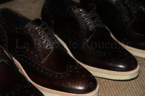 chaussures homme paul smith rouen 1 le buzz de rouen. Black Bedroom Furniture Sets. Home Design Ideas