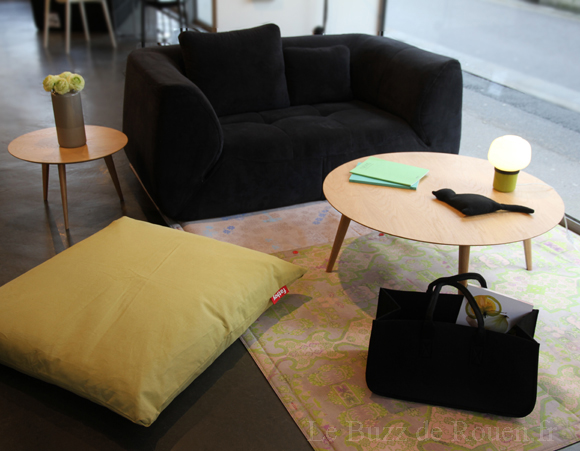 canape doudoune dunlopillo rouen le buzz de rouen. Black Bedroom Furniture Sets. Home Design Ideas
