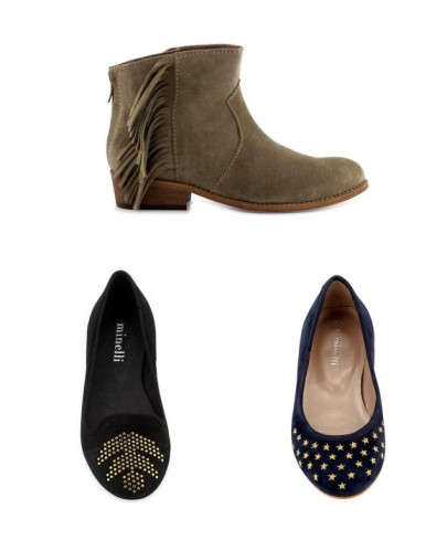 Chaussures Minelli Enfant, PE 2013