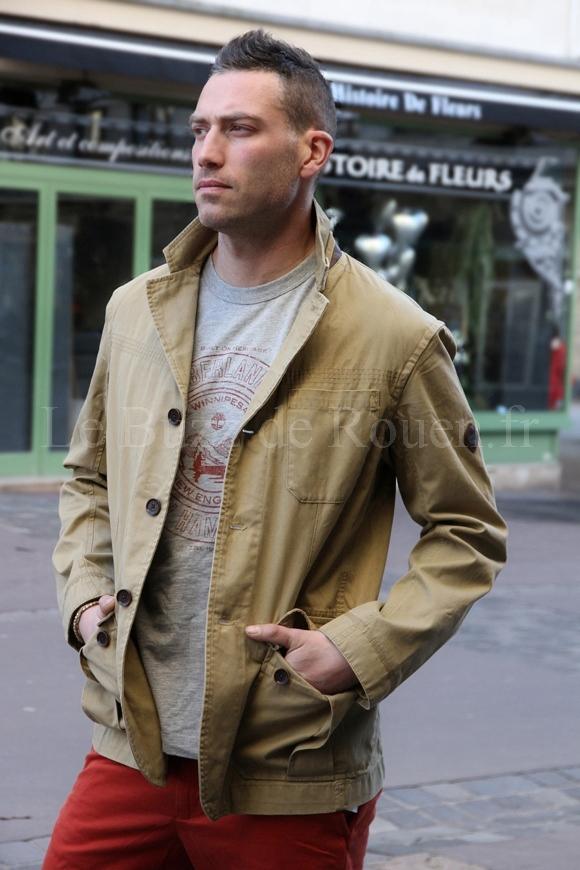 veste cuir homme rouen Le Buzz de Rouen