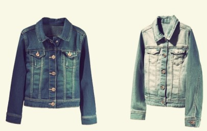 Les Vestes denim Kid's Zara