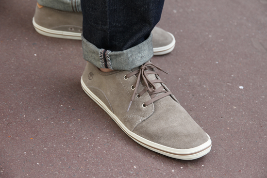 timberland ete homme