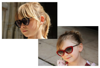 Solaires Velours Kid's