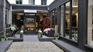 boutique MOA Intérieur rouen