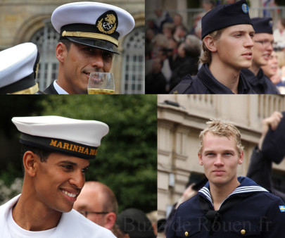 Les Marins de l'Armada 2013