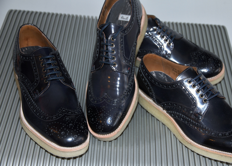 chaussures homme paul smith le buzz de rouen. Black Bedroom Furniture Sets. Home Design Ideas