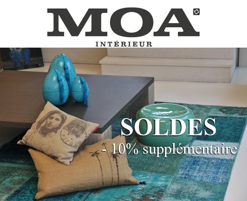 Soldes MOA Interieur