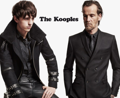 The Kooples Homme, AH 2013-2014