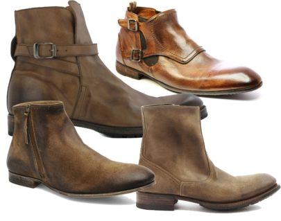Sélection Boots Men Automne 2013