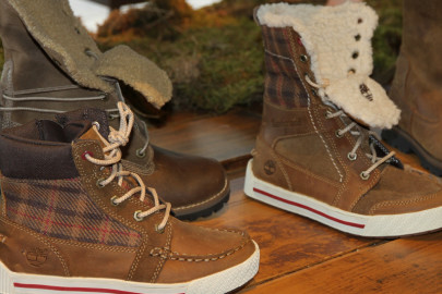 Les Chaussures Enfants Timberland