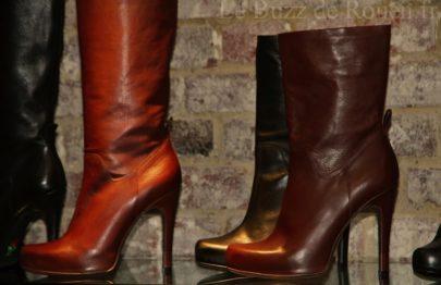 Les Boots à talons Free Lance