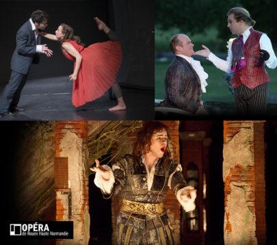 Les Opéras de la saison 2013-2014 à Rouen