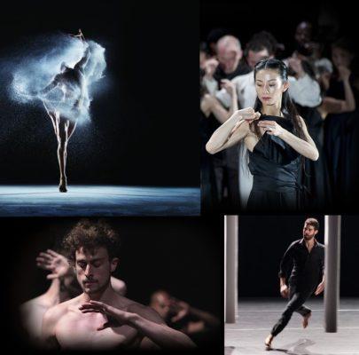 Les spectacles de Danse de l'Opéra de Rouen 2013-2014