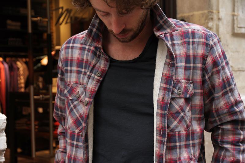 sur chemise mcs homme le buzz de rouen