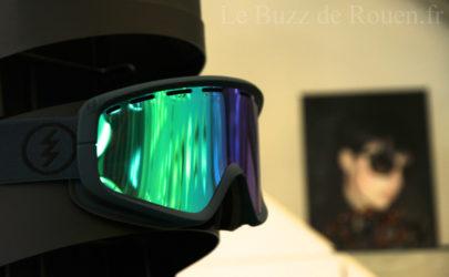 Les masques de ski Electric