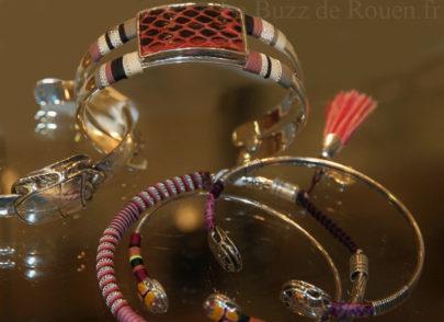 Les Collections Bijoux, boutique Isis