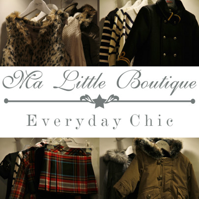 Collections Enfants de Ma Little Boutique