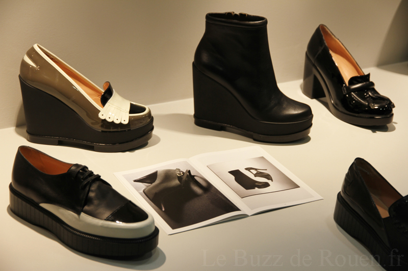 les souliers robert clergerie de la saison le buzz de rouen. Black Bedroom Furniture Sets. Home Design Ideas