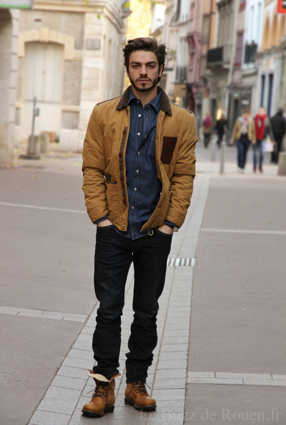 parka timberland homme