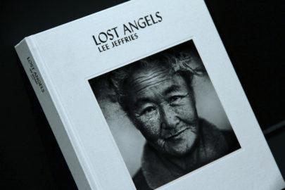 Artbook Lost Angels de Lee Jeffries