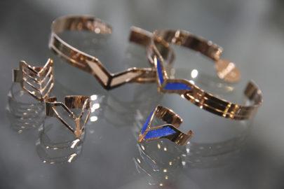 Les bijoux Mademoiselle S