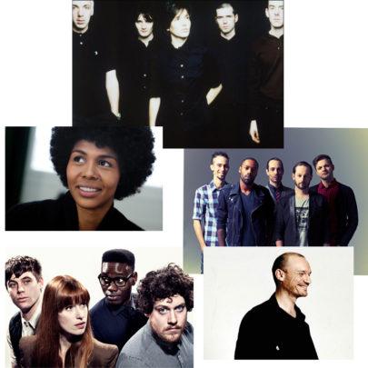 Têtes d'affiche des concerts gratuits Eté 2014 à Rouen
