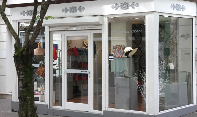 Irrésistibles Bijoux chez Les Jolies Choses