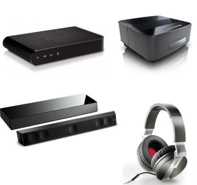 Sélection Audio et Vidéo, OG Concept