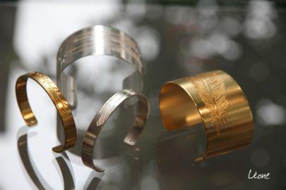 Les bijoux Léone et 5 octobre