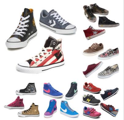 Les Sneakers Enfants