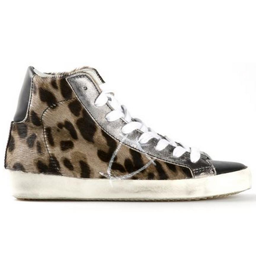sneakers-leopard-philippe-model-femme-hiver-2015 - Le Buzz de Rouen 17ac424c996d