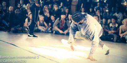 Battle internationale Hip-Hop au 106