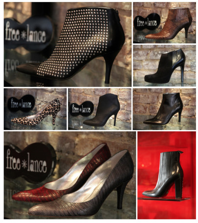 Souliers Free Lance, Hiver 2015