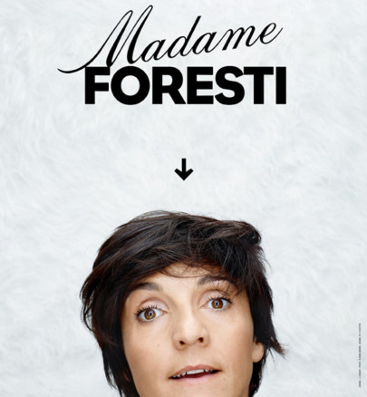Madame Foresti au Zénith de Rouen