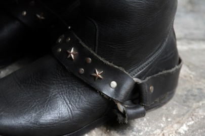 Dressing, Bottes Golden Goose #2