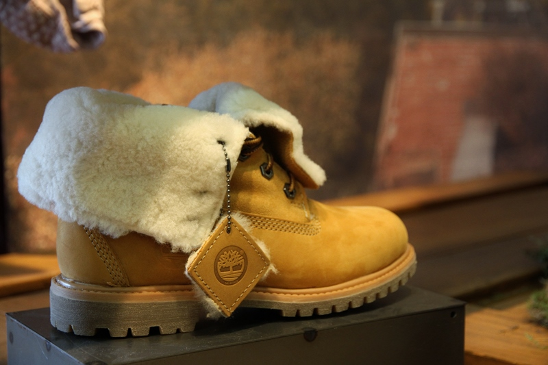 timberland fourrees