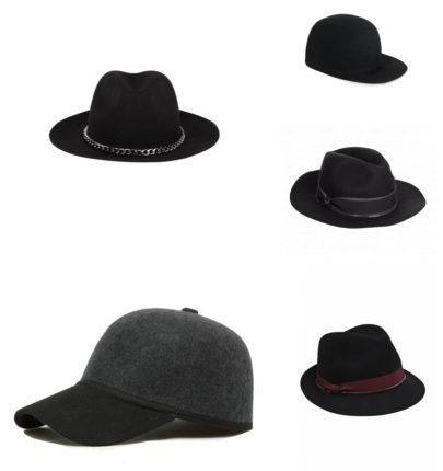Les 5 Chapeaux Femme