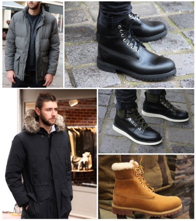 Le citadin Timberland
