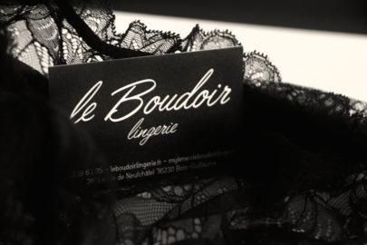 Le Boudoir Lingerie, Sélection