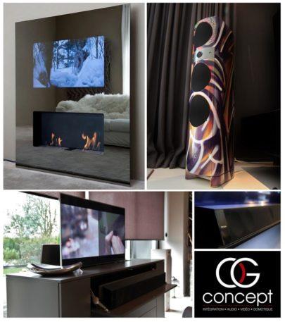 OG Concept, l'Adresse High Tech